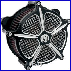 Rsd Venturi Contrast Cut Speed 5 filtre air (Harley Davidson Touring 2008-2016)