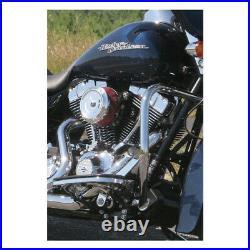 S&S Stealth Filtre à Air Bobber Di. F. Harley Davidson Softail, Dyna Touring