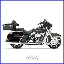 Sacoches Rigides LB pour Harley Touring 94-13 avec sacs d'interieurs noir