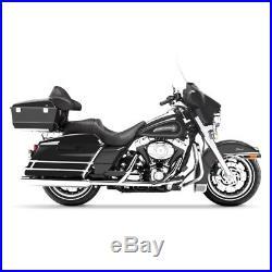 Sacoches Rigides pour Harley Davidson Modèles Touring 14-17, non laqué