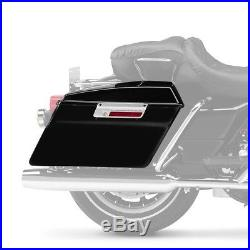 Sacoches Rigides pour Harley Davidson Modèles Touring 94-13