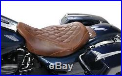 Selle Harley Mustang Tripper Fastback 14 Touring Flhr Flht Flhx Fltr