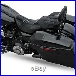 Selle pour Harley Davidson Touring 09-20 Siège Pilot Passager CV