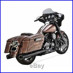 Silencieux Echappement Rsd Slant Harley Davidson Touring 1995-2016