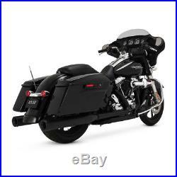 Silencieux Echappement Vance & Hines Eliminator Harley Touring 1995-2016