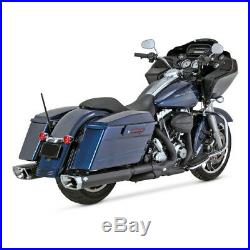 Silencieux Echappement Vance & Hines Monster Squared Harley Touring 1995-2016
